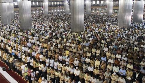populasi muslim dunia