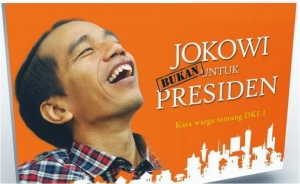 ABJ : Asal Bukan Jokowi